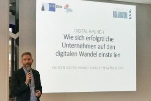 Sven Giebler Digitalberatung - IHK Digital Brunch 2019